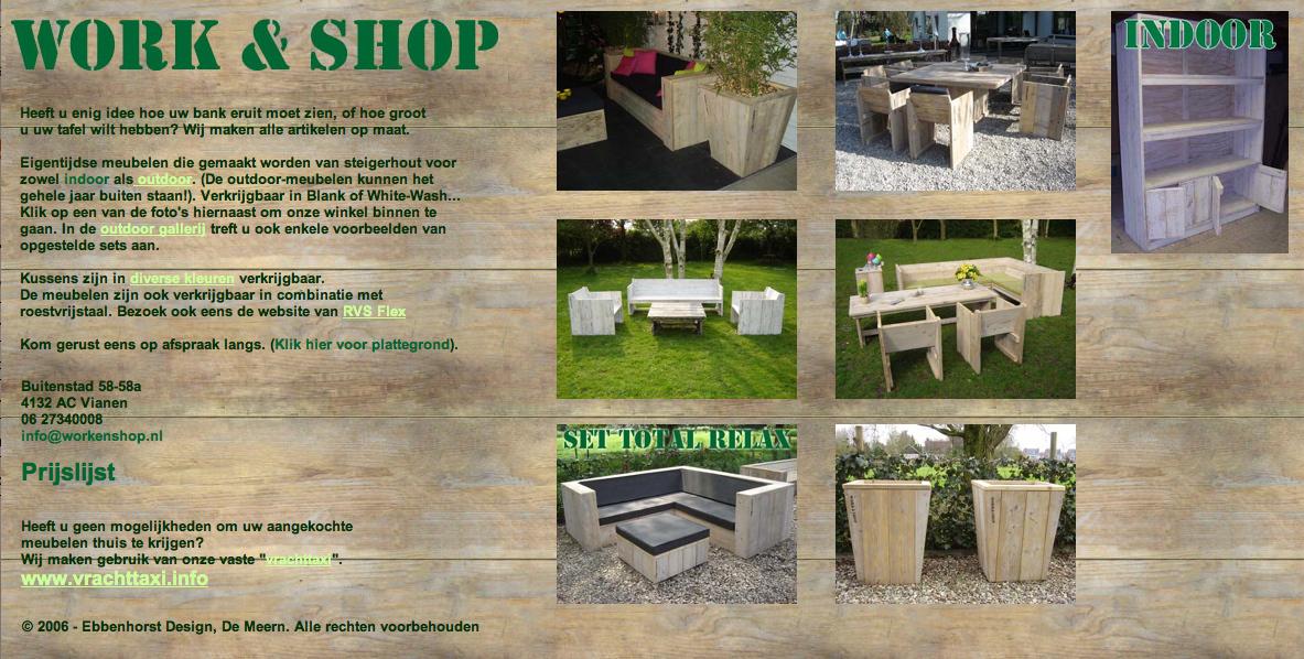Ebbenhorst design webdesign